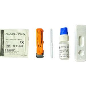 Kit Autotest Gastrique détection d'anticorps dirigés contre helicobacter pylori